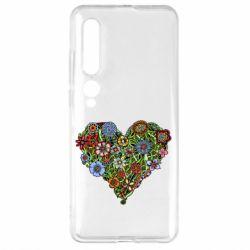 Чехол для Xiaomi Mi10/10 Pro Flower heart