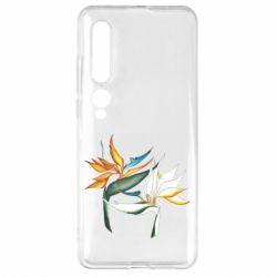 Чехол для Xiaomi Mi10/10 Pro Flowers art painting