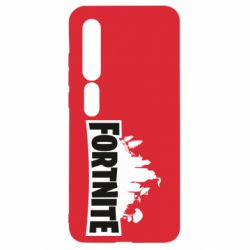 Чехол для Xiaomi Mi10/10 Pro Fortnite logo