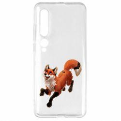 Чехол для Xiaomi Mi10/10 Pro Fox in flight