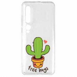 Чехол для Xiaomi Mi10/10 Pro Free Hugs Cactus