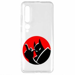 Чехол для Xiaomi Mi10/10 Pro Fuck Batman