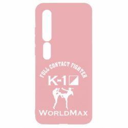 Чехол для Xiaomi Mi10/10 Pro Full contact fighter K-1 Worldmax