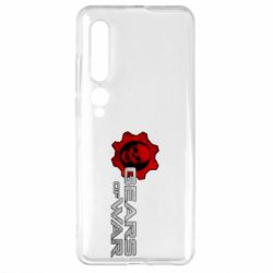 Чехол для Xiaomi Mi10/10 Pro Gears of War logotype