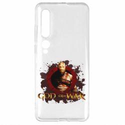 Чехол для Xiaomi Mi10/10 Pro God of War
