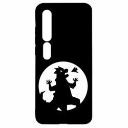 Чехол для Xiaomi Mi10/10 Pro Godzilla and moon