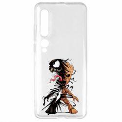Чехол для Xiaomi Mi10/10 Pro Groot and Venom