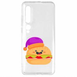 Чехол для Xiaomi Mi10/10 Pro Happy hamburger