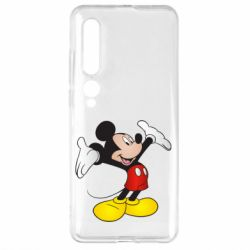 Чехол для Xiaomi Mi10/10 Pro Happy Mickey Mouse