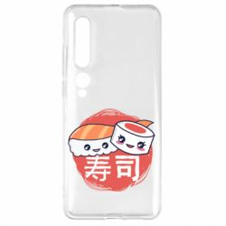 Чехол для Xiaomi Mi10/10 Pro Happy sushi