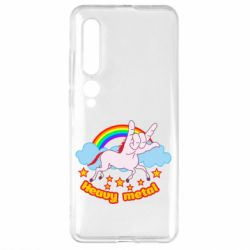 Чехол для Xiaomi Mi10/10 Pro Heavy metal unicorn