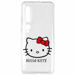 Чехол для Xiaomi Mi10/10 Pro Hello Kitty