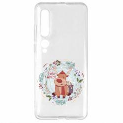 Чехол для Xiaomi Mi10/10 Pro Hello winter!