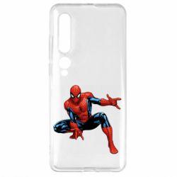 Чехол для Xiaomi Mi10/10 Pro Hero Spiderman