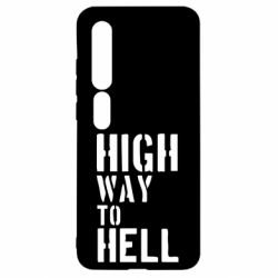 Чехол для Xiaomi Mi10/10 Pro High way to hell