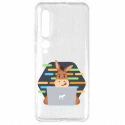 Чехол для Xiaomi Mi10/10 Pro Horse hacker