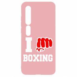 Чехол для Xiaomi Mi10/10 Pro I love boxing