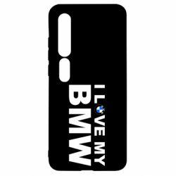 Чехол для Xiaomi Mi10/10 Pro I love my BMW