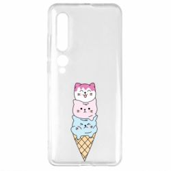 Чехол для Xiaomi Mi10/10 Pro Ice cream kittens