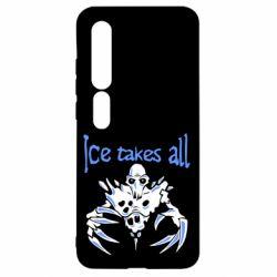 Чехол для Xiaomi Mi10/10 Pro Ice takes all Dota