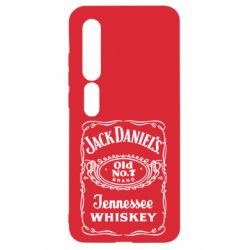 Чехол для Xiaomi Mi10/10 Pro Jack daniel's Whiskey