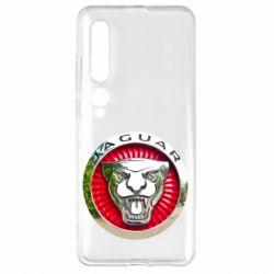 Чехол для Xiaomi Mi10/10 Pro Jaguar emblem