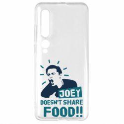 Чехол для Xiaomi Mi10/10 Pro Joey doesn't share food!