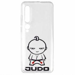 Чехол для Xiaomi Mi10/10 Pro Judo Fighter