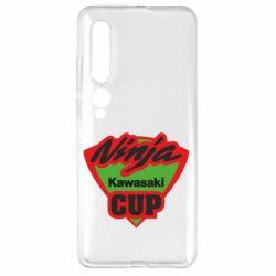 Чехол для Xiaomi Mi10/10 Pro Kawasaki Ninja Cup