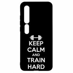 Чехол для Xiaomi Mi10/10 Pro KEEP CALM and TRAIN HARD