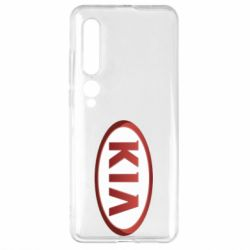 Чехол для Xiaomi Mi10/10 Pro KIA 3D Logo