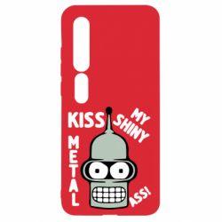 Чехол для Xiaomi Mi10/10 Pro Kiss metal