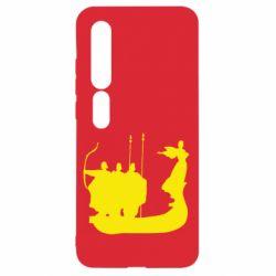 Чехол для Xiaomi Mi10/10 Pro Кий,Щек,Хорив
