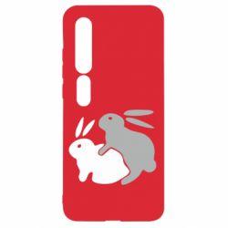 Чехол для Xiaomi Mi10/10 Pro Кролики