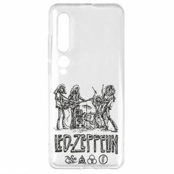 Чехол для Xiaomi Mi10/10 Pro Led-Zeppelin Art