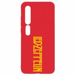 Чехол для Xiaomi Mi10/10 Pro Led Zeppelin