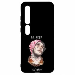Чехол для Xiaomi Mi10/10 Pro Lil peep date of death