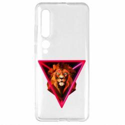 Чехол для Xiaomi Mi10/10 Pro Lion art