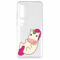 Чехол для Xiaomi Mi10/10 Pro Little cute unicorn