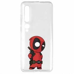 Чехол для Xiaomi Mi10/10 Pro Little Deadpool