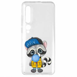 Чехол для Xiaomi Mi10/10 Pro Little raccoon