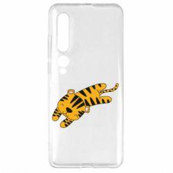 Чехол для Xiaomi Mi10/10 Pro Little striped tiger