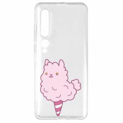 Чехол для Xiaomi Mi10/10 Pro Llama Ice Cream