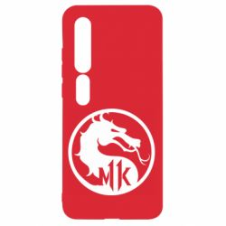 Чехол для Xiaomi Mi10/10 Pro Logo Mortal Kombat 11
