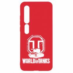 Чехол для Xiaomi Mi10/10 Pro Логотип World Of Tanks