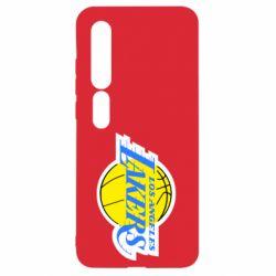 Чехол для Xiaomi Mi10/10 Pro Los Angeles Lakers
