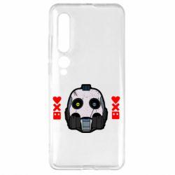 Чехол для Xiaomi Mi10/10 Pro Love death and robots