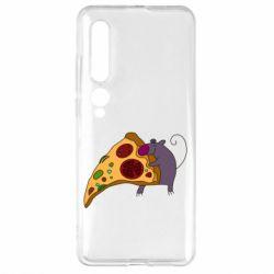 Чехол для Xiaomi Mi10/10 Pro Love Pizza 2