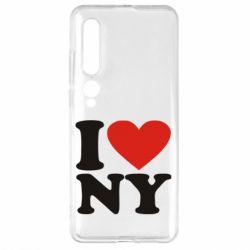 Чехол для Xiaomi Mi10/10 Pro Люблю Нью Йорк