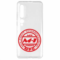 Чехол для Xiaomi Mi10/10 Pro M-1 Logo